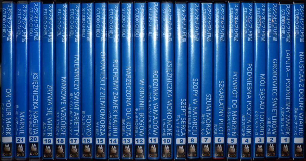 Kompendium Ghibli