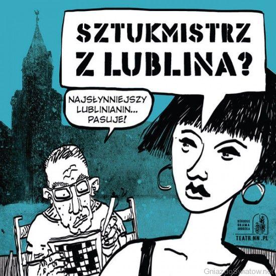 Sztukmistrz z Lublina? okładka