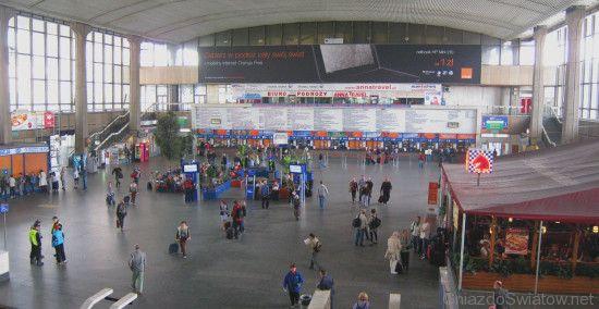 Warszawa Centralna 2010