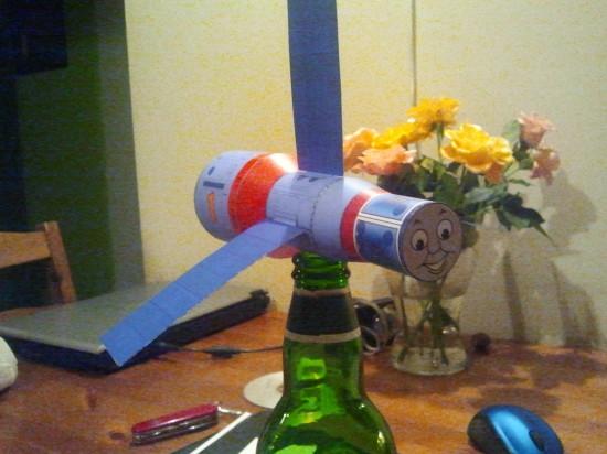 Tomek - mała stacja kosmiczna