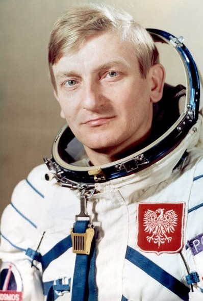 Mirosław Hermaszewski / domena publiczna