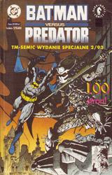 Batman vs Predator