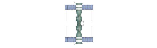 Ryc. a- Misja Sojuz 4 / Sojuz 5 - rok 1969
