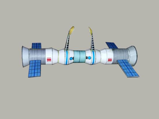 Sojuz 4 - Sojuz 5