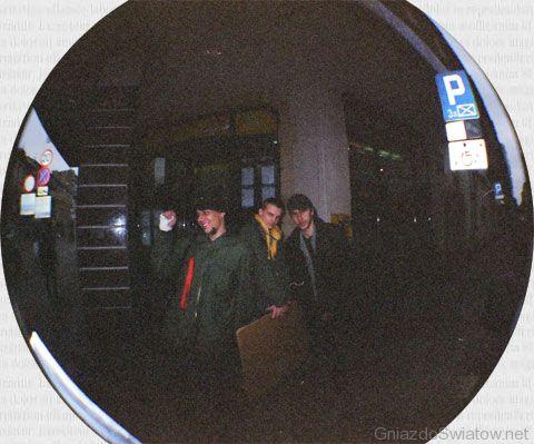 Od lewej: gdi, pjp, KRL; fot. Sztybor