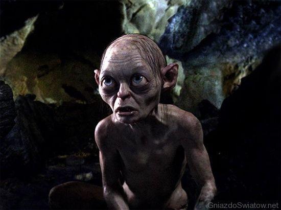 """Gollum, """"Hobbit"""""""