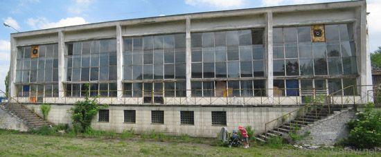 Basen w Mirkowie
