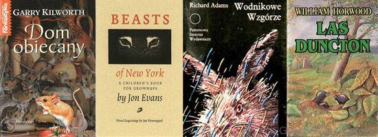 Zwierzęta literackie