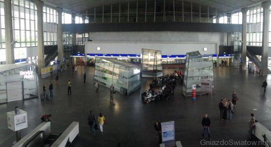 Warszawa Centralna 2013