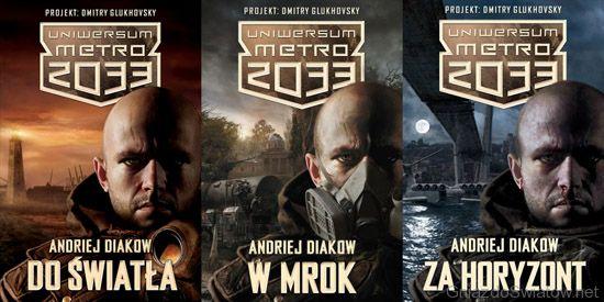 Trylogia Diakowa - Metro 2033
