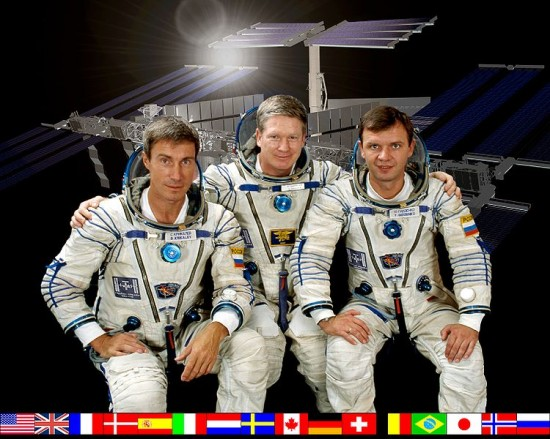 ISS Expedition 1