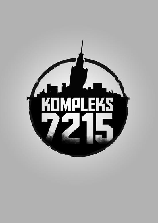Uniwersum Kompleks 7215, logo: Paweł Zaręba / Black Gear