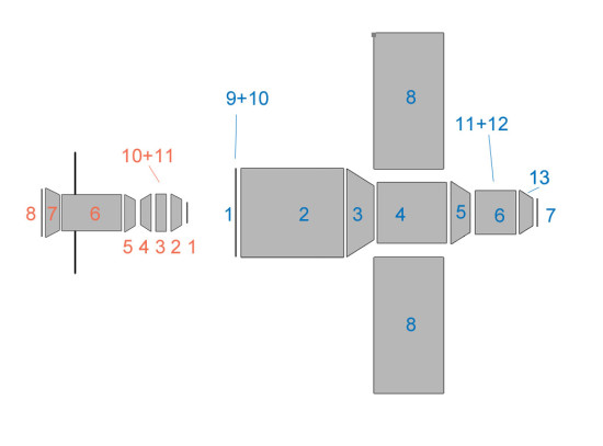 Salut - instrukcja montażu