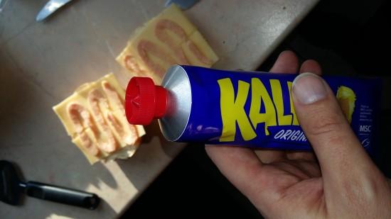 Pasta kawiorowa